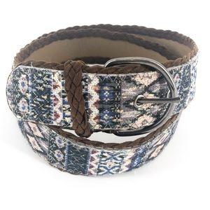 Accessories - Boho Brown Belt